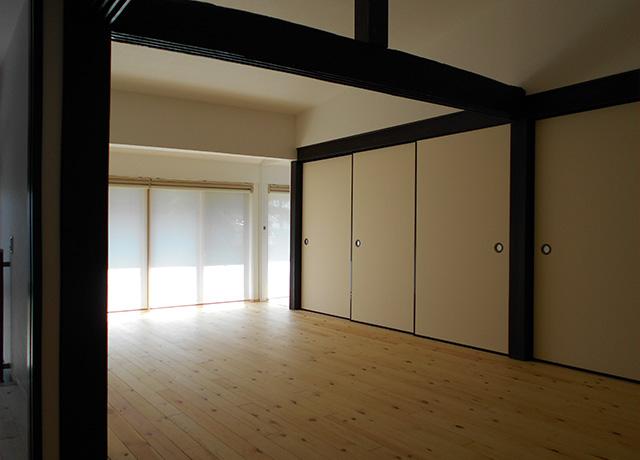 画像:和室・リビングの改修サムネイル